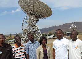 South African Radio Astronomy Observatory (SARAO ...