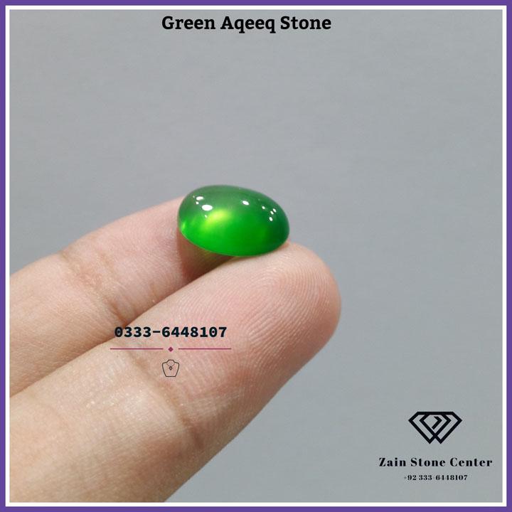 Aqeeq Stone 2021