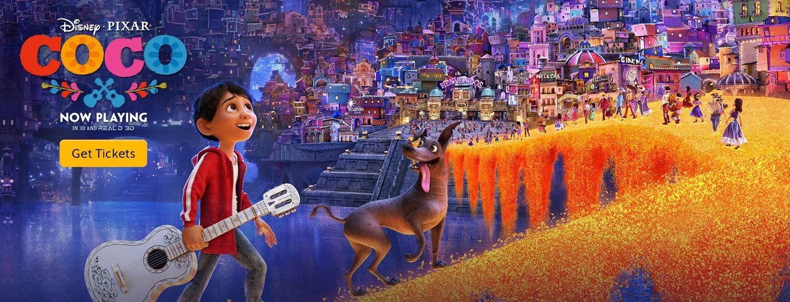 Pixar's Coco and Shab-e-Barat