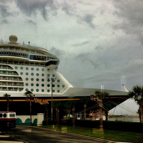 cloudy skies with disney dream