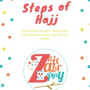 Eid ul Adha and Hajj Printable Activity Pack