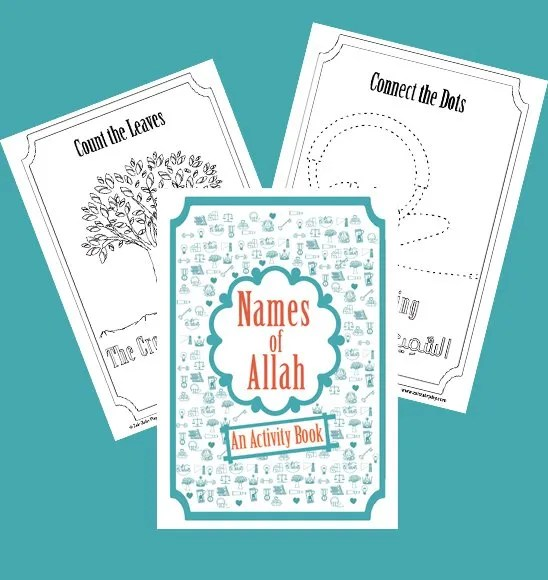Names of Allah book