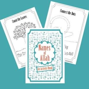 Names of Allah: An Activity Book