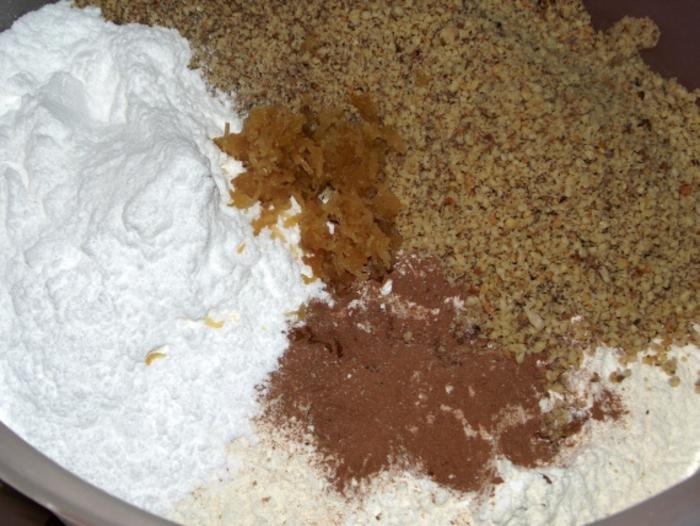 торта с орехи
