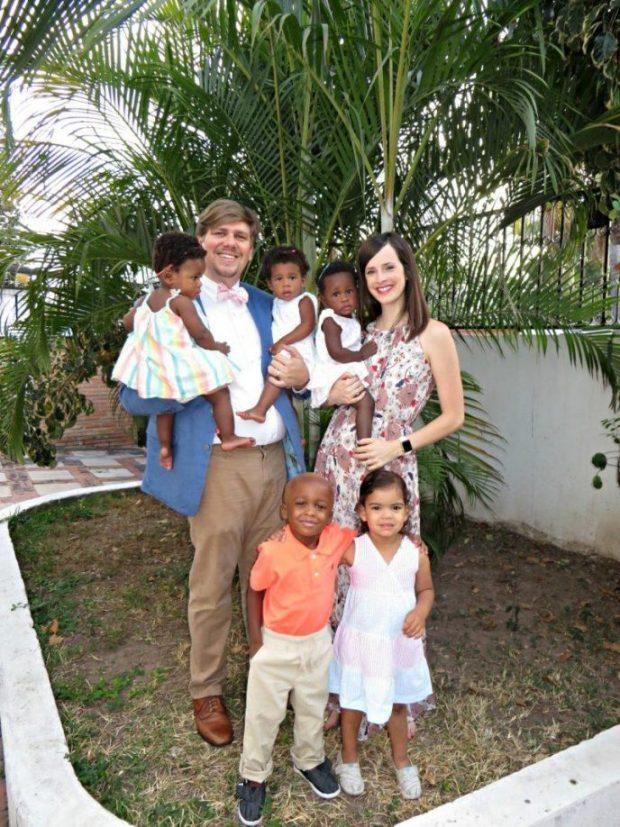 семейство с 5 деца