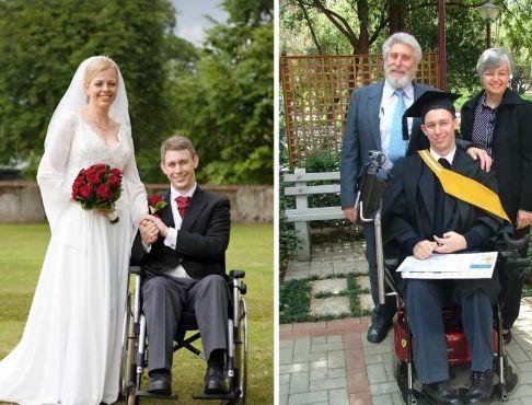 сватба мъж и жена