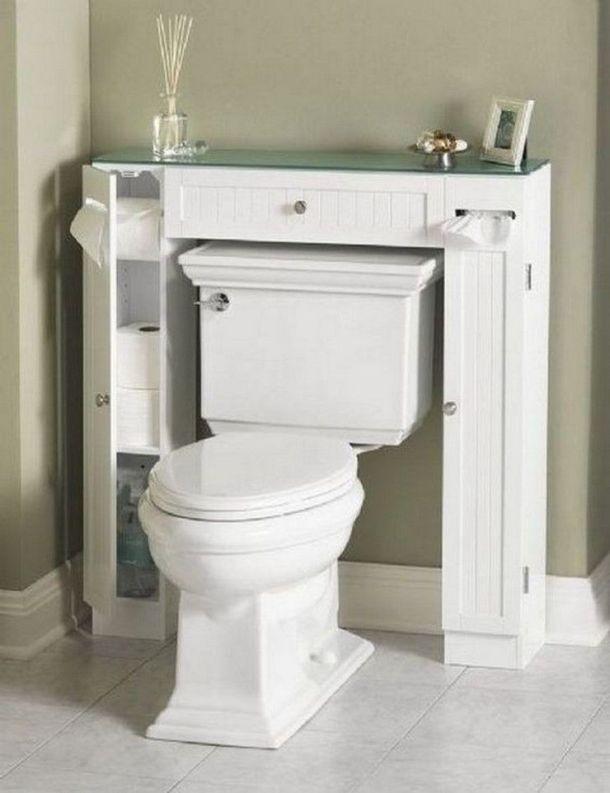 съхранение в тоалетната