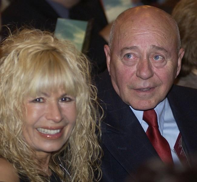 Лили Иванова с Тодор Колев