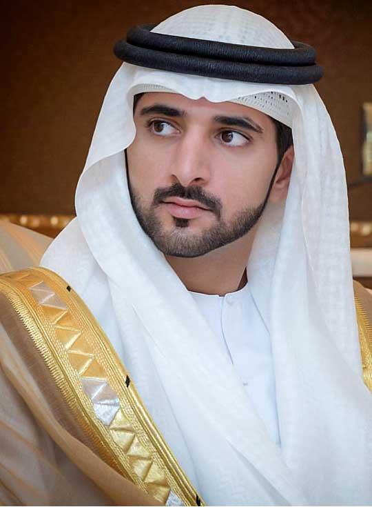 принца на Дубай
