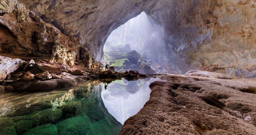 Сон Дунг - най-красивата пещера