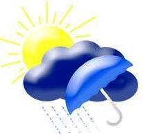 "Результат пошуку зображень за запитом ""прогноз погоды хмарно з проясненням"""