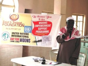 ZSF Egba/Yewa celebrates International Widows Day