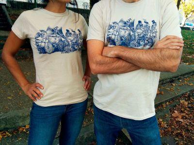 Camisetas José Guadalupe Posada - Zakatumba 2017