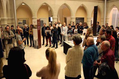 """Exposición """"Autopsia de una ciudad"""" - Fundación Sancho el Sabio"""