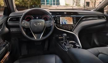 2018 Toyota Camry full
