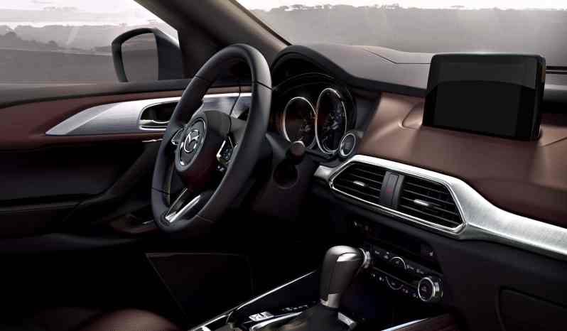 2018 Mazda CX-9 Touring full