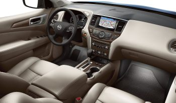 2018 Nissan Pathfinder S full