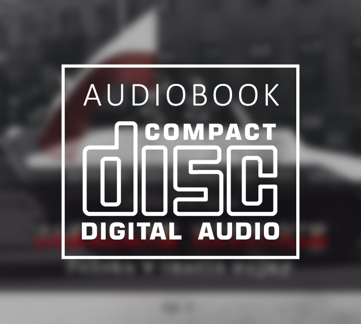 Audiobooki CD