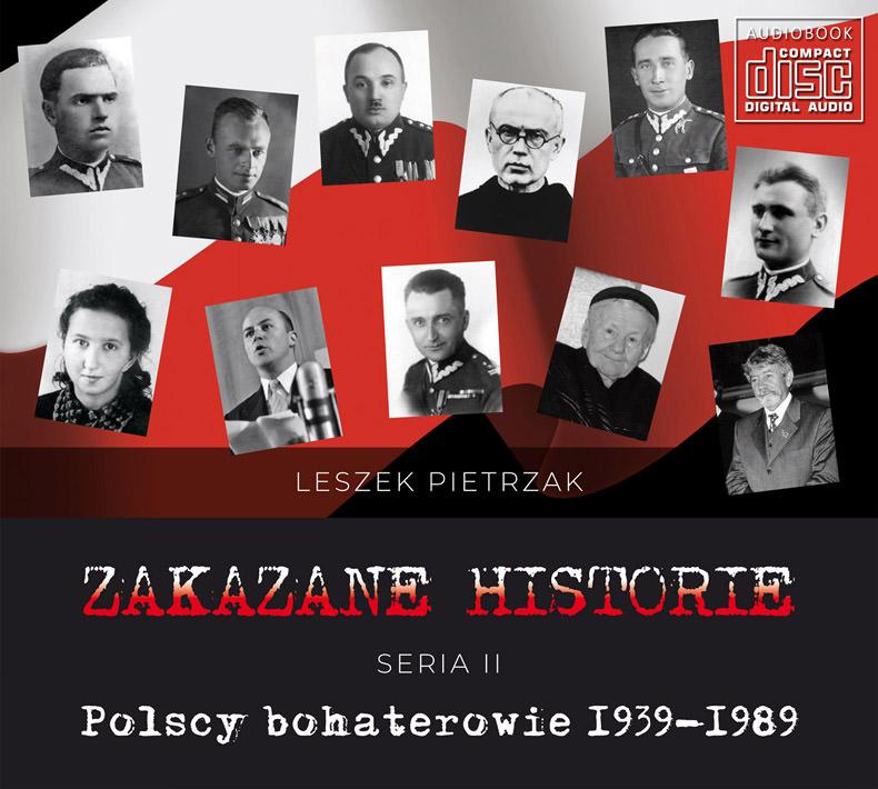 ZH2 - Polscy bohaterowie 1939-1989 - audio CD