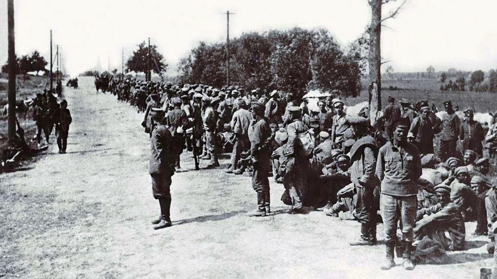 Wojna polsko-bolszewicka 1920 roku