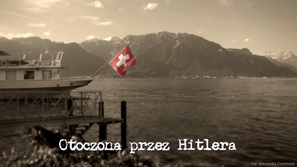 Otoczona przez Hitlera