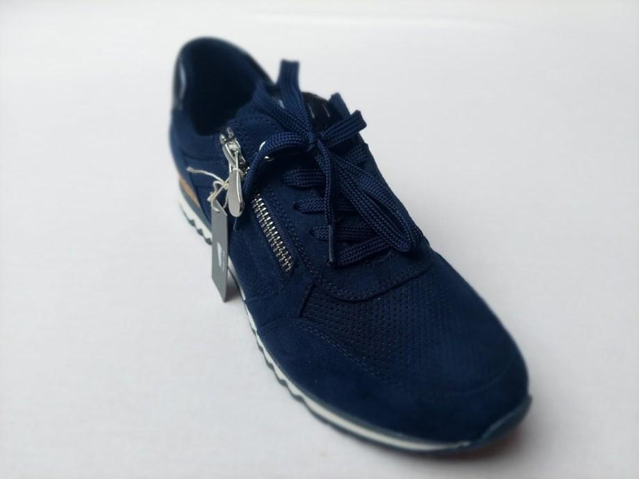 Dámské tmavě-modré tenisky Marco Tozzi 3