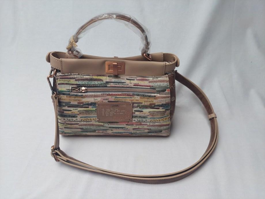 anekke taška - kabelka Jungle velká zezadu