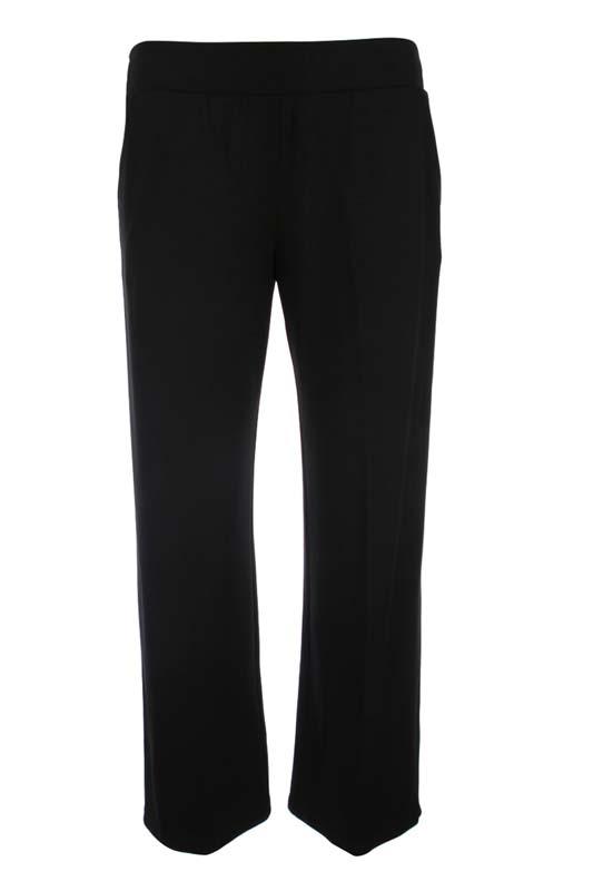 Dámské černé kalhoty Kate Fit Jersey Kenny S
