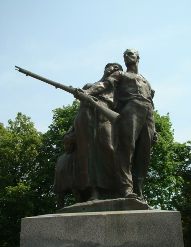 Monument aux morts de Crespi