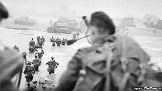 2 - Lorsque je lis la presse... Bill Millin, D Day 1