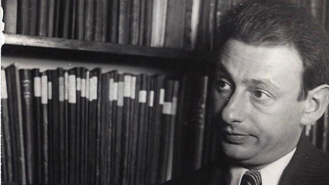 Gershom Scholem 1935