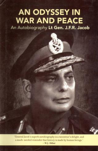 L'autobiographie du Lt Gen. J.F.R. Jacob