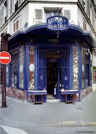 Librairie Le Pont traversé