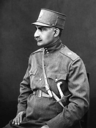 Reza Shah Palhavi