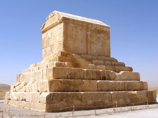 Tombe de Cyrus II le Grand