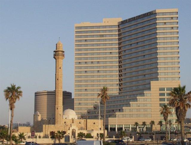 David Intercontinental Tel Aviv