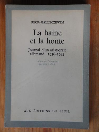 Journal d'un aristocrate