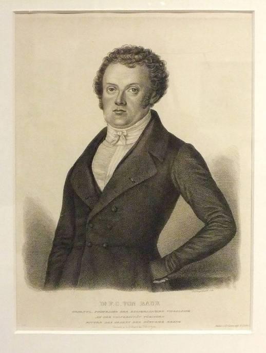 Ferdinand Christian von Baur