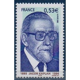 Jacob Kaplan, grand rabbin de France
