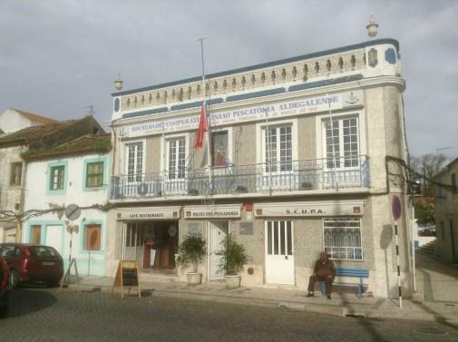 Montijo, restaurant des pêcheurs