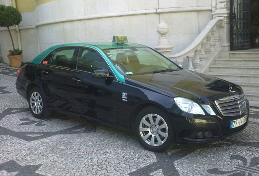 Taxi portugais