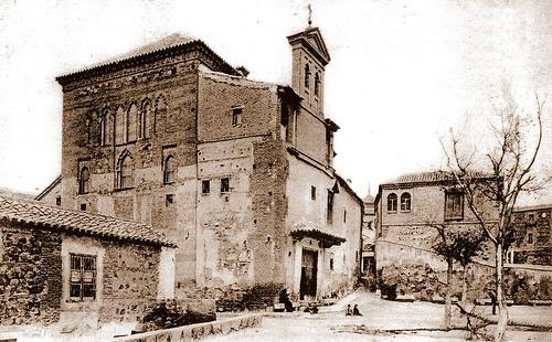 Synagogue à Tolède