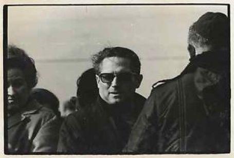Général Aharon Yariv