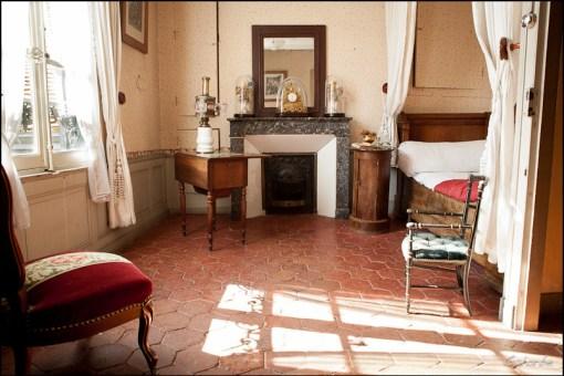 Chambre de Proust à Combray
