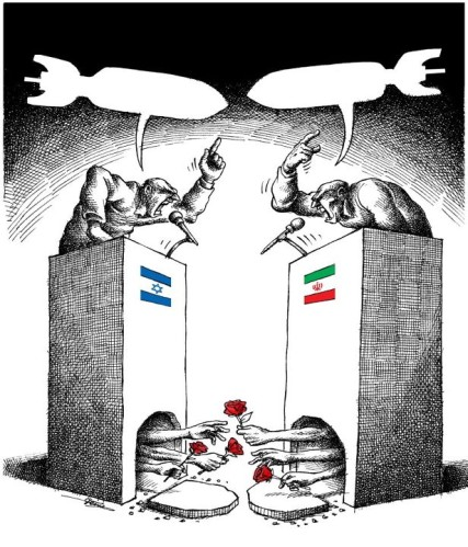 Israël-Iran