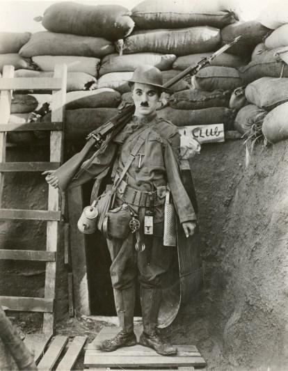 charlot-soldat