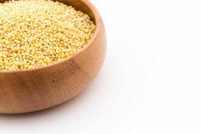 話題の雑穀入り健康食品のご紹介