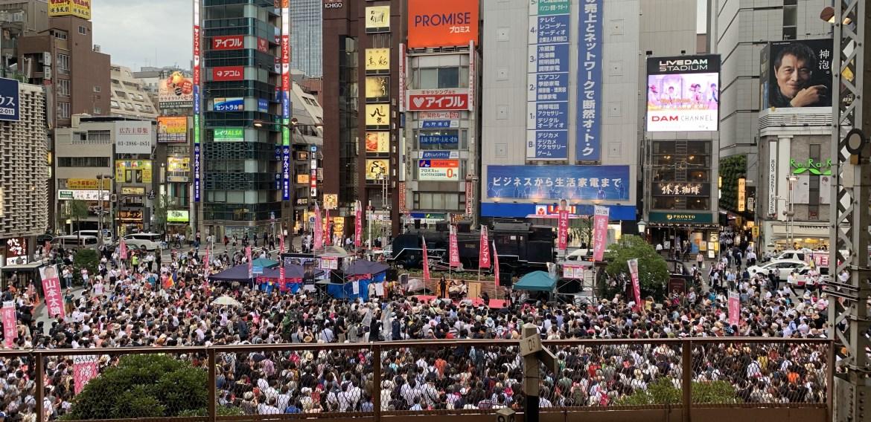 20190719れいわ祭2の模様
