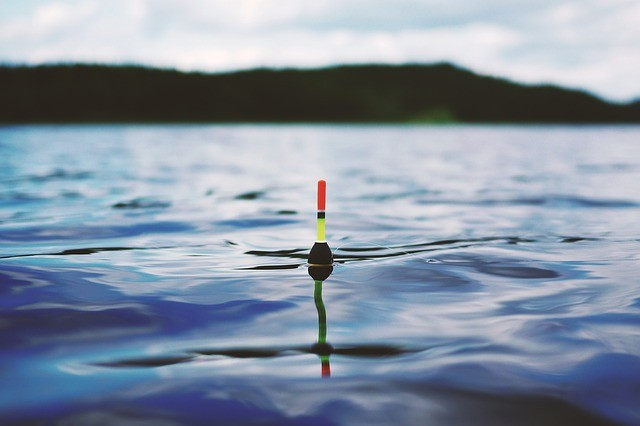 Хорошая молитва на хорошую рыбалку