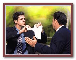 Прекращение действия контракта